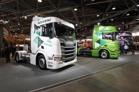 Новые планы для руководства грузовика Scania
